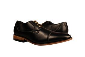2b4adbde30 Zapato Piel Cabra Hombre - Zapatos Azul en Mercado Libre México