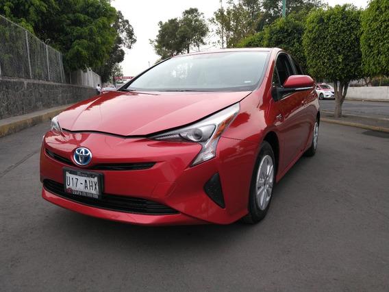 Toyota Prius Premium Automatico Factura Agencia Un Dueño