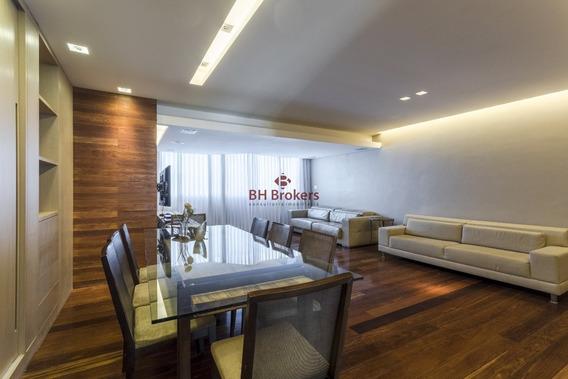 Apartamento De 4 Quartos, 200m² À Venda No Santa Lúcia Por R$ 898.000 - 17628