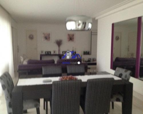 Apartamento Residencial À Venda, Empresarial 18 Do Forte, Barueri. - Ap0079 - 67873729