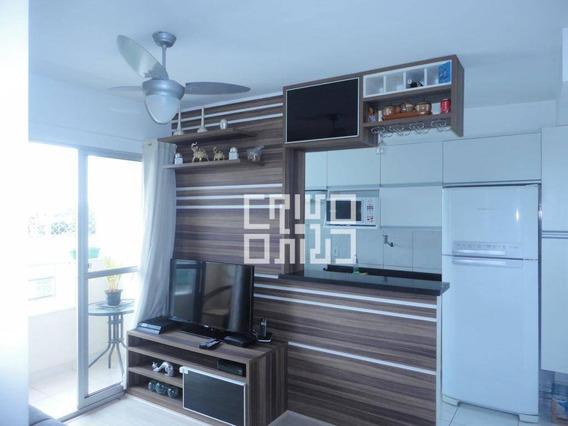 Apartamento Com 2 Quartos, 1 Vaga À Venda, 55 M² Por R$ 290.000 - Barreto - Niterói/rj - Ap0538