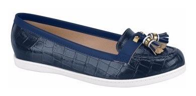 Sapato Mocassim Feminino Moleca 5303.105 - Maico Shoes