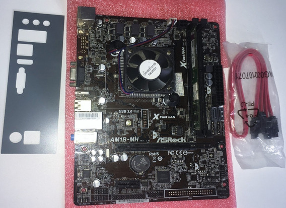 Kit Amd Am!b-mh Hdmi + Sempron Fsb1 2650 R3 On + 2gb Memoria