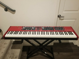 Nord Stage 3 88 Ha 88-note Weighted Hammer-action Keyboard