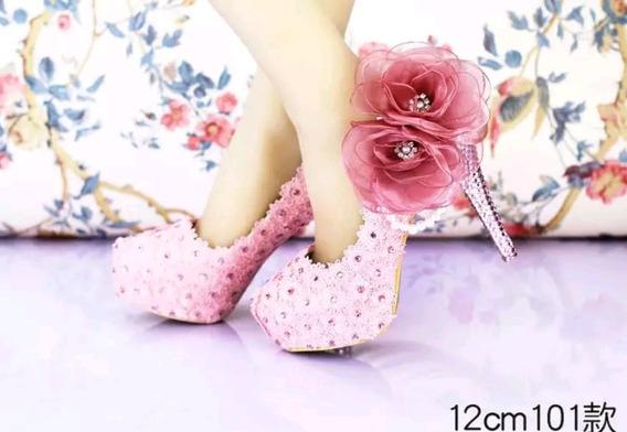 Sapato Para Noiva Debutante
