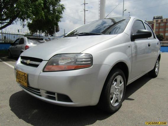 Chevrolet Aveo Sedan 1600