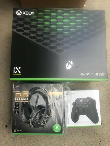 Microsoft Xbox Series X 1tb Video Game Console 2020