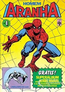 Homem Aranha E Teia Do Aranha Abril Completas - Hq - Marvel