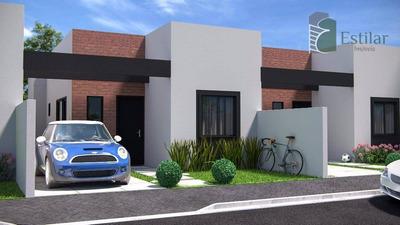 Casa 03 Quartos No Porto Das Laranjeiras, Araucária. - Codigo: Ca0229 - Ca0229