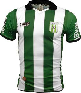Camiseta Racing Jr Oficial 15/16 Mgr   Rincón Del Hincha
