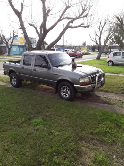 Ford Ranger Xlt Año 2000
