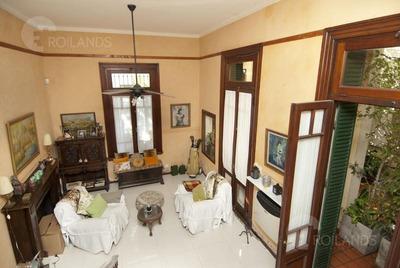 En Venta Casa De 5 Ambientes En Migueletes Al 1700 - Belgrano C