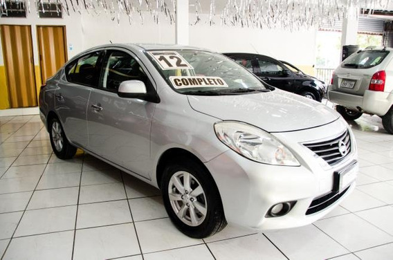 Nissan Versa 1.6 Sl Flex Manual