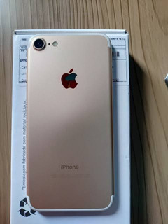 iPhone 7dourado De 32gb