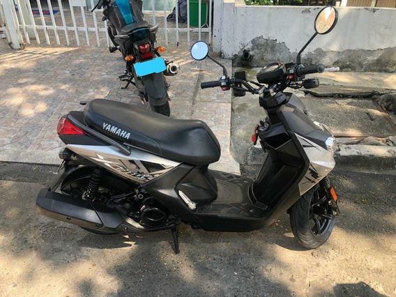 Yamaha Tw 125 Fi