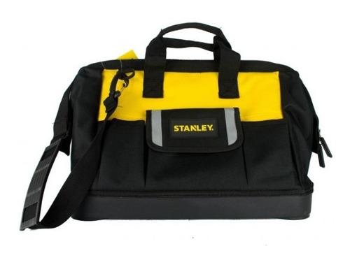 Bolso Porta Herramientas 16 Stanley Stst516126la Con Base