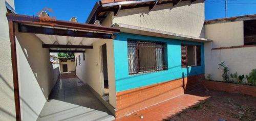 Imagem 1 de 21 de Casa Com 3 Dormitórios À Venda, 111 M² Por R$ 300.000,00 - Jardim Telespark - São José Dos Campos/sp - Ca3830