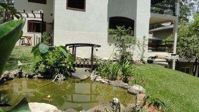Casa Residencial Para Venda E Locação, Fazenda Velha, Cajamar - Ca0081. - Ca0081