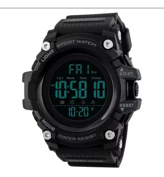 Relógio Prova D Água Esportivo Digital Promoção Skmei 1384