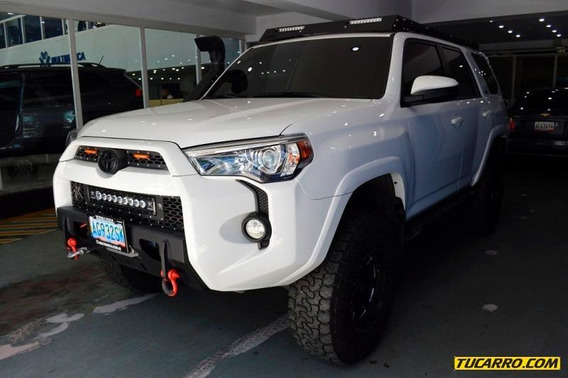 Toyota 4runner Sr5 - Automático