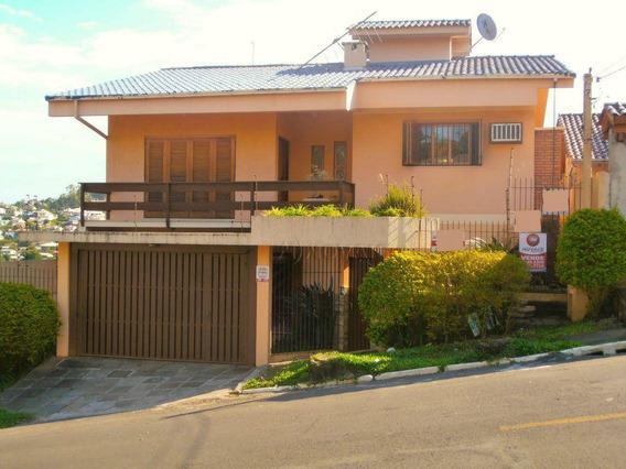 Casa Com 3 Dormitórios À Venda, 272 M² Por R$ 600.000 - Paulista - Campo Bom/rs - Ca0750