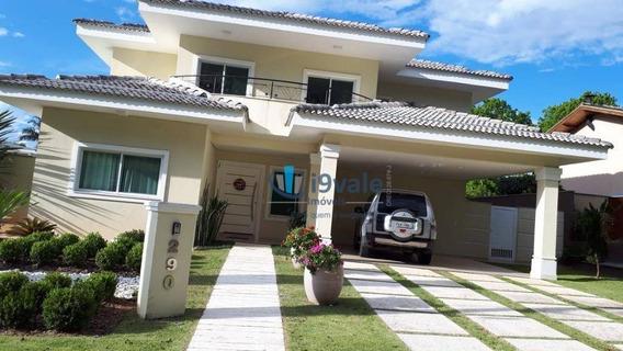 Casa Espetacular Em Cond. Sta. Barbara. - Ca1369