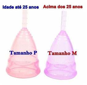 Coletor/ Copo Menstrual Ecológico Pronta Entrega Pequeno