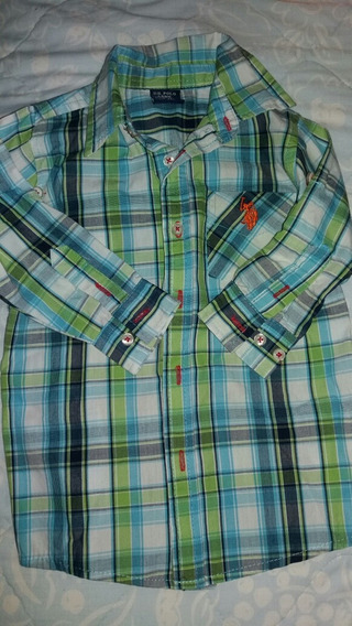 Camisa Para Niño Marca, Carters, Oshkosh, Us.polo Usada