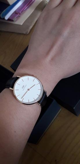 Reloj Unisex Daniel Wellington Classic 32 Sheffield Rg White