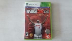 Nba 2k 14 - Xbox 360 - Original - Usado