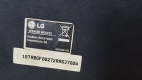 Caixas De Som Lg Rat376