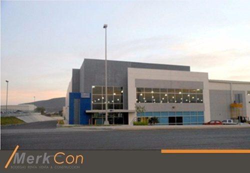 Bodega Renta 5,673 M² Nueva Santiago De Queretaro, Qro. Mexico 2