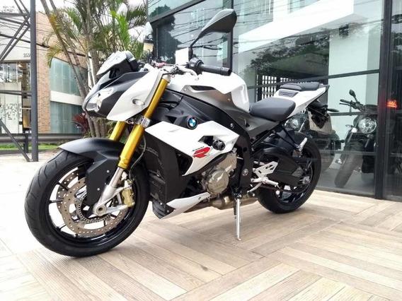 Bmw S1000r Branca 2015