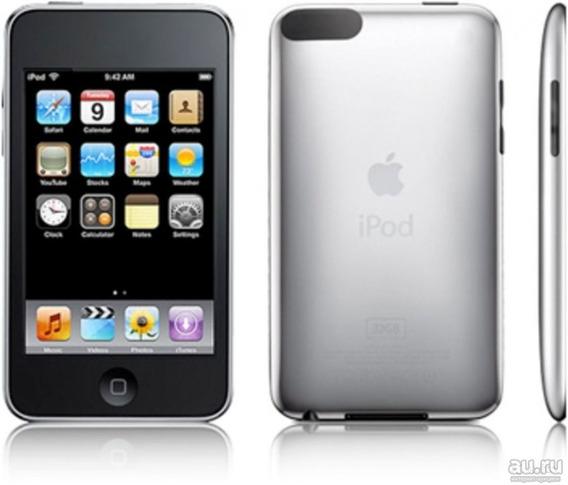 iPod Touch 3ª Geração 32 Gb Defeito Não Está Ligando