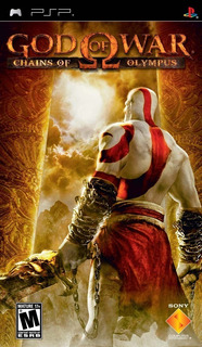 God Of War Chains Of Olympus Juego De Psp, Android O Pc