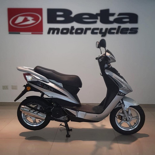 Scooter Beta Scooby 80