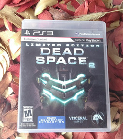 Dead Space 2 Mídia Física Impecável Ps3 Frete R$ 11,98