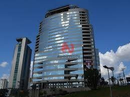 Sala Para Alugar, 90 M² Por R$ 4.500/mês - Alphaville - Barueri/sp - Sa1445