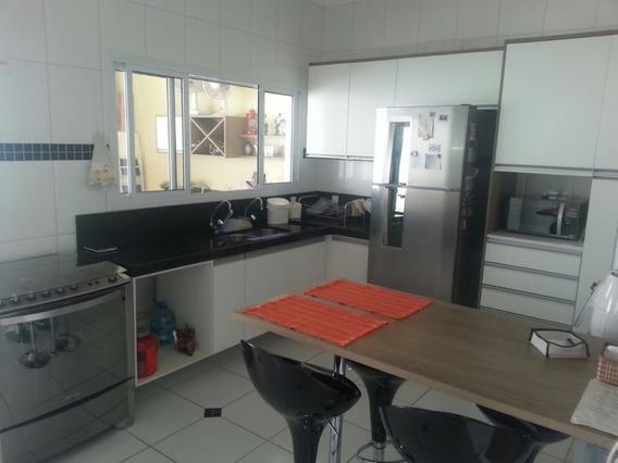 Casa Em Condomínio Para Venda No Pinheirinho Em Itu - Sp - 1193