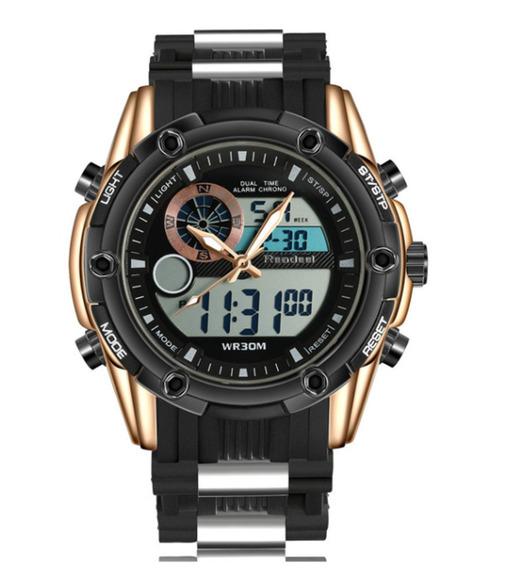 Relógio Masculino Militar Digital Led Mod Pronta Entrega