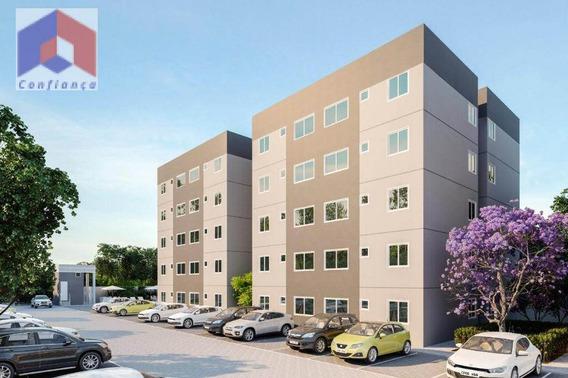 Apartamento À Venda Em Caucaia/ce - Ap0251