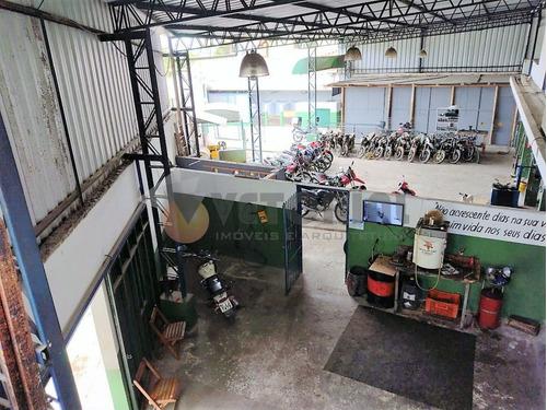 Imagem 1 de 10 de Galpão À Venda, 494 M² Por R$ 1.600.000,00 - Jardim Jaqueira - Caraguatatuba/sp - Ga0006