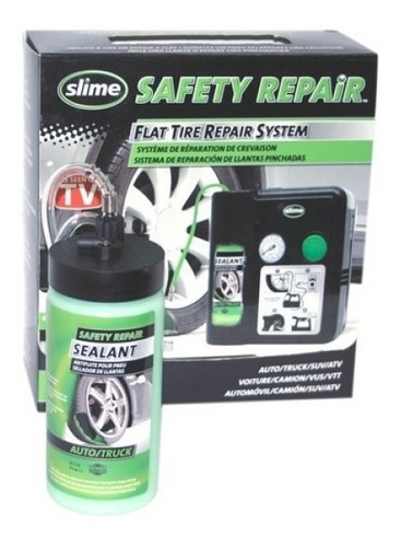 Slime Recambio De Safety Spair Slx, 16 Oz. 20pk La2018