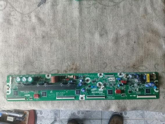Placa Ysus Da Tv Samsung Modelo Pi43f4000ag Plasma