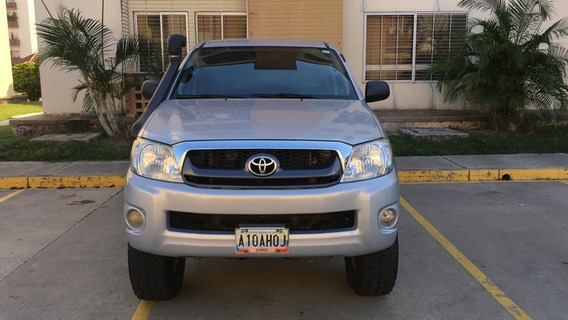 Toyota Hilux Doble Cabina 2010 2.7 4x4 Sincronica