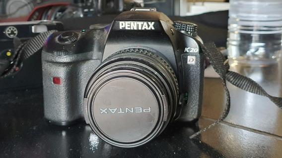 Lente Smc Pentax Da 18-55mm F: 3.5 - 5.6