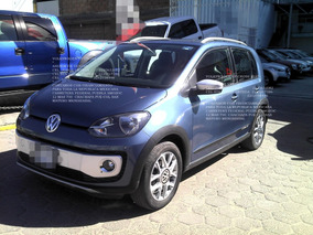 Volkswagen Up! 1.0 Cross Up! 2017 Manual 4 Cil Eng $ 33,600