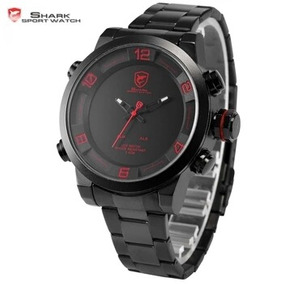 Relógio Shark Sh360 Dual Time