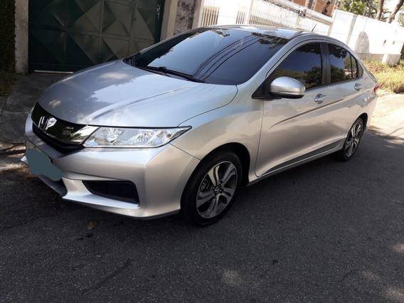 Honda City Lx Automatico 2015