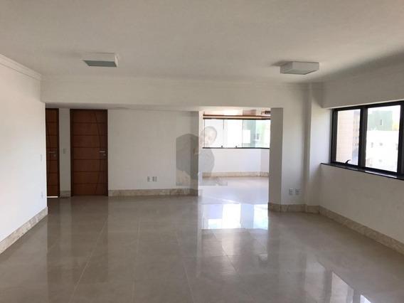 Apartamento Com 4 Dormitório(s) Localizado(a) No Bairro Candelária Em Natal / Natal - 171